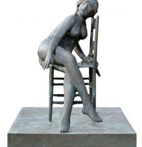 Giacomo-Manzu-Jesoloarte-Opere-lete-seduta